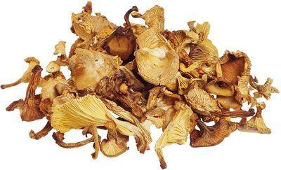 купить сушеные грибы лисички