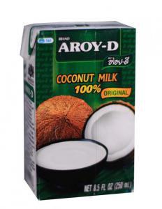Кокосовое молоко Aroy-D 250мл