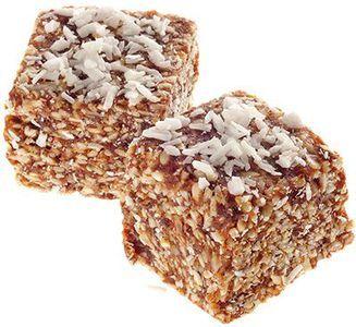 Конфеты без сахара Кокос и кунжут 100г