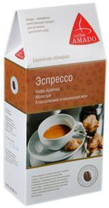 Кофе AMADO Эспрессо 150г