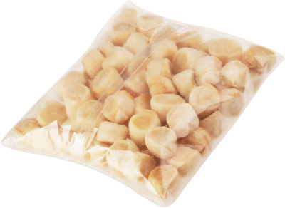 Гребешок морской филе замороженный 0,5кг