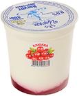 Йогурт клюква 3,5% жир., 400г
