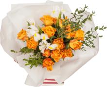 Букет №21 Розы Мари Клер 15шт