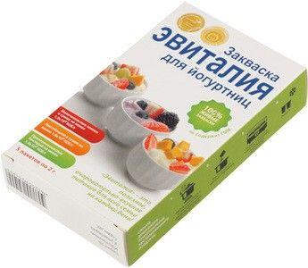 Закваска для йогуртниц Эвиталия 10г
