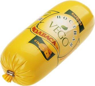 Колбаса вареная постная с сыром 400г
