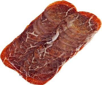 Карпаччо из мраморной говядины 100г