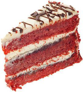 Торт Красный бархат 2,72кг