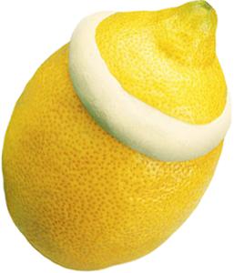 Мороженое в лимоне натуральном 6шт*90г