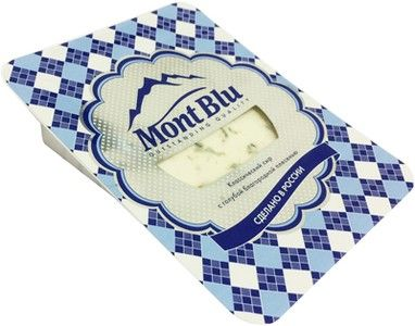 Сыр с голубой плесенью Mont Blu 50% жир., 100г