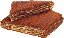 Торт слоеный Медовик 500г