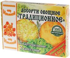 Котлеты овощные ассорти Традиционное 300г