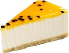 Торт чизкейк манго-маракуйя 1,3кг