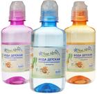 Вода детская питьевая с рождения 250мл