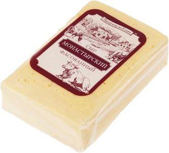 Сыр Монастырский 45% жир., 250г