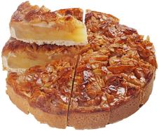 Пирог яблочный гурман 2,4кг