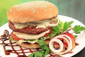 Гриль - бургер