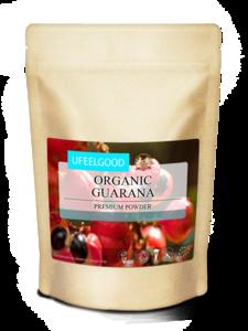 Гуарана молотая Organic, 100г