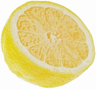 Лимон свежий ~600г