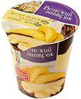 Десерт творожный Банан-шоколад 4% жир., 150г