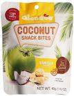 Снеки кокосовые с ванилью и кешью 40г