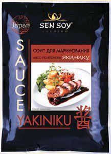 Соус Якинику для маринования мяса по-японски 80г