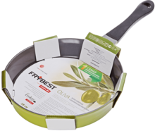 Сковорода литая с индукционным дном 28см