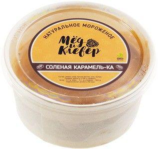 Мороженое Соленая карамель-ка 100г