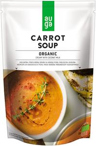 Крем-суп морковный с кокосовым молоком 400г