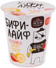 Бифилайф Клубника-Банан 2,5% жир., 350г