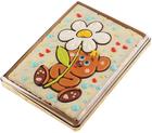 Торт пряничный Мишка с цветком 700г