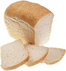 Хлеб пшеничный бездрожжевой 350г