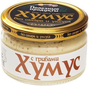 Хумус с грибами Тайны Востока 200г