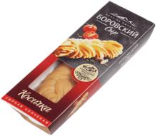 Сыр Косичка копченая 43% жир., 180г
