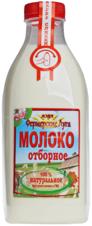 Молоко Отборное 3,4-5,8% жир., 960мл