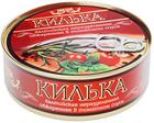 Килька балтийская в томатном соусе 240г