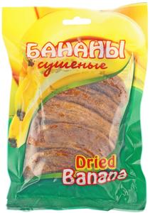 Банан сушеный 200г