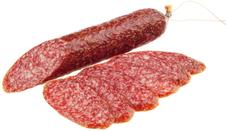 Колбаса сырокопченая Зернистая ~500г