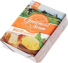 Масло сливочное ГОСТ 82,5% жир., 180г