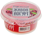 Йогурт живой черешня 2,5% жир., 150г