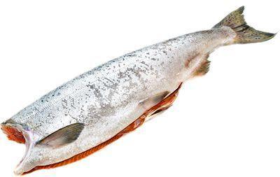 Лосось дикий чавыча Усть-камчатская ~ 1,5кг