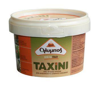 Тахин, кунжутная паста натуральная 250г