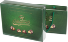 Конфеты шоколадные набор зеленый 424г