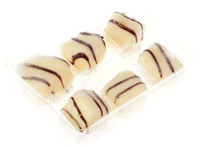 Манго в белом шоколаде 54г