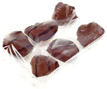 Клубника в молочном шоколаде 54г