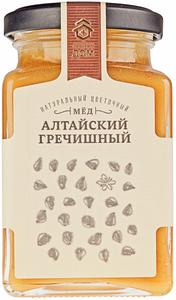 Мед цветочный Алтайский гречишный 320г
