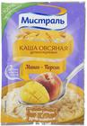 Каша овсяная Манго-Персик 40г