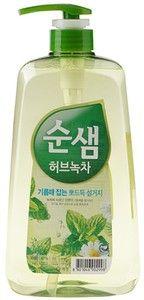 Средство для мытья посуды Зеленый чай 1кг