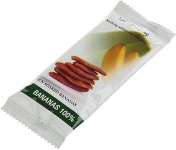 Банан сушеный 20г