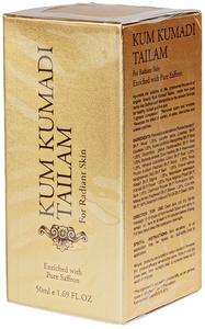 Масло для лица Кумкумади Тайлам 50мл