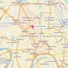 с 5 по 7 августа ограничение доставки заказов по тверскому району москвы